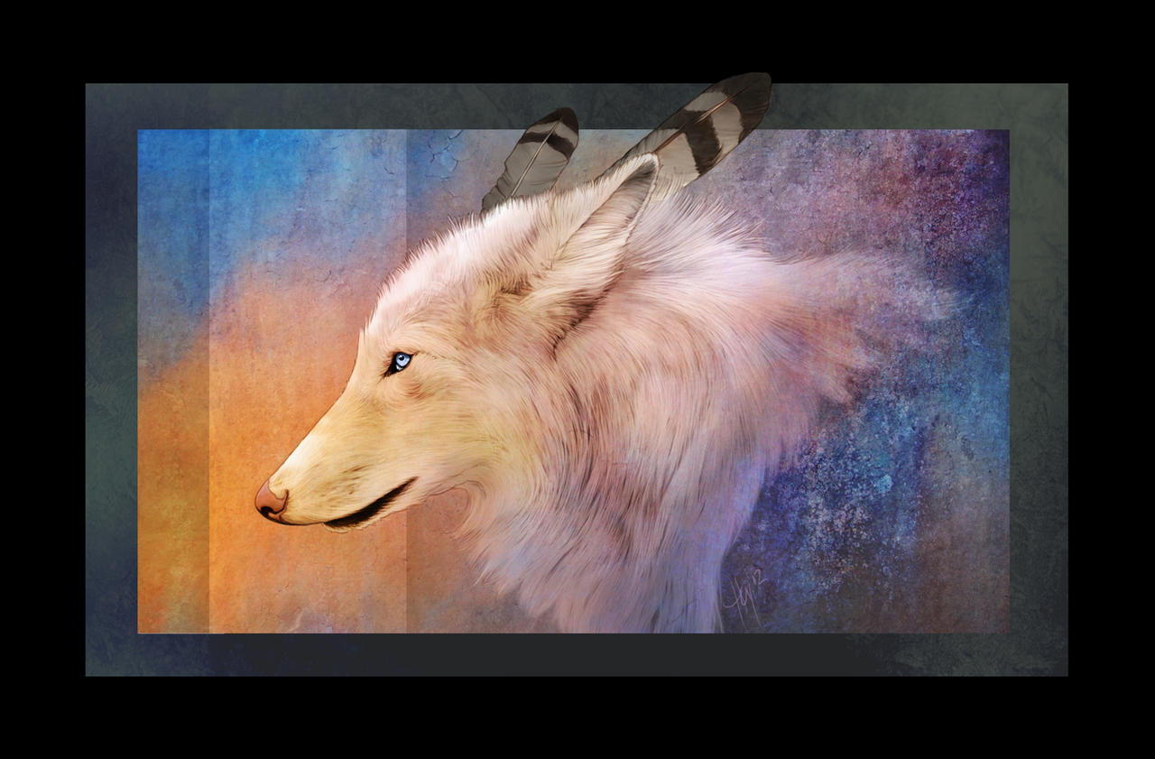 Windwolf by Novawuff