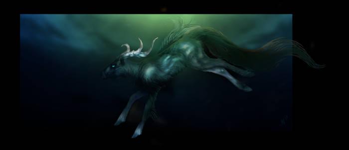 deer in my dreams