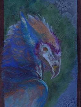 Abstract Gryphon (for sale!)