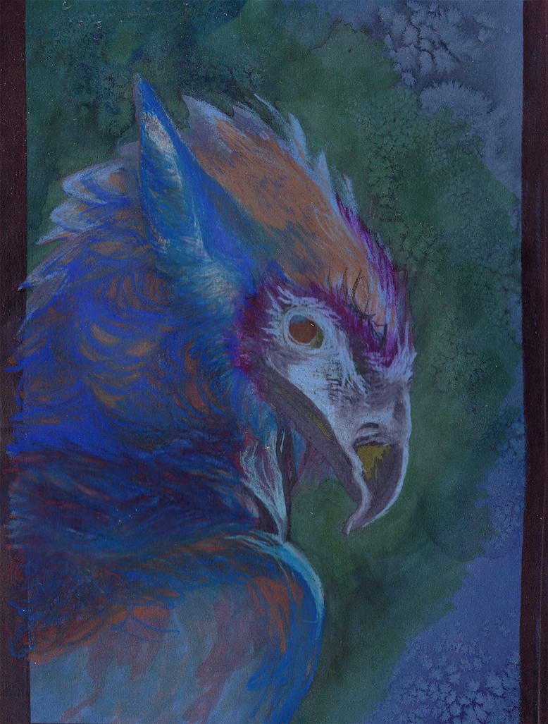 Abstract Gryphon (for sale!) by Novawuff