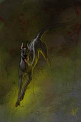Hound by Novawuff