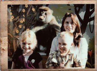 Monkey Business by Novawuff