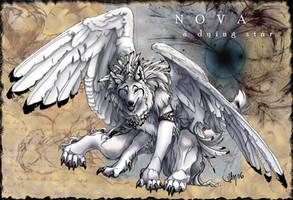 Winged Nova Character Sheet by Novawuff