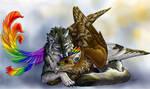Syris and GrayWolf