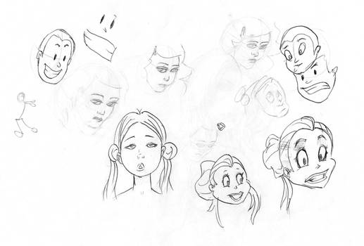 Sketches Training