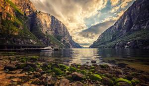 Lysebotn fjords