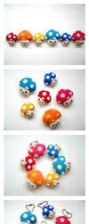 kinoko mushroom - aiwa-9 by Cute-Craft