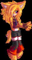 furry style test: Orange