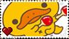 kamonohashikamo san-x stamp by EvilQueenie