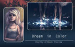Dream of Light : Dream in Color artbook preview