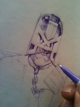 Dredd biro