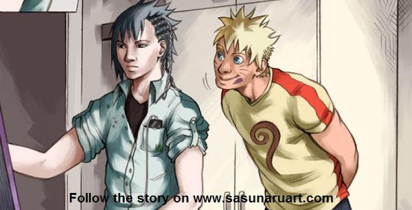 My Neighbor Naruto - Page 32 Preview by Yasuli