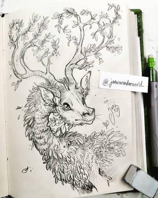My Favorite Dragon by Yasuli