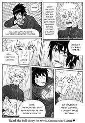 Behind the Disguise, page 16 by Yasuli