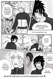 Behind the Disguise, page 18 by Yasuli