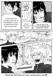 Behind the Disguise, page 19 by Yasuli