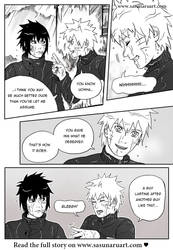 Behind the Disguise, page 20 by Yasuli