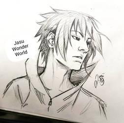 Sasskay sketch  by Yasuli