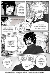 Behind the Disguise, page 24 by Yasuli
