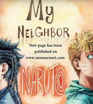 My Neighbor Naruto - Page 81 Preview by Yasuli