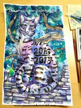 University Calendar Cover