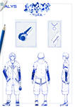 CONCEPT ART || ALYS - Hajime ni, Yuuzaa