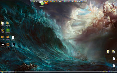 Desktop 2 by SirPete
