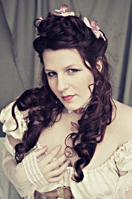 Charlotte - Victorian 2 by Chamarjin