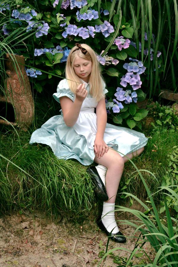 Alice by Chamarjin