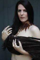 Venus in furs 11 by Chamarjin