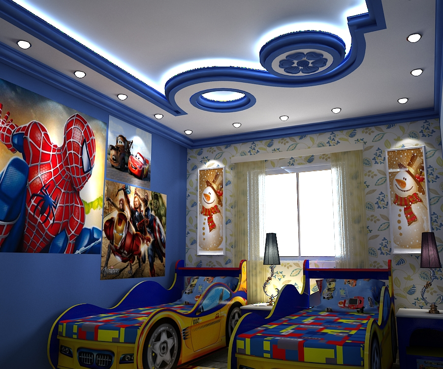 Boys Room Of My Design By Samarfouad ...