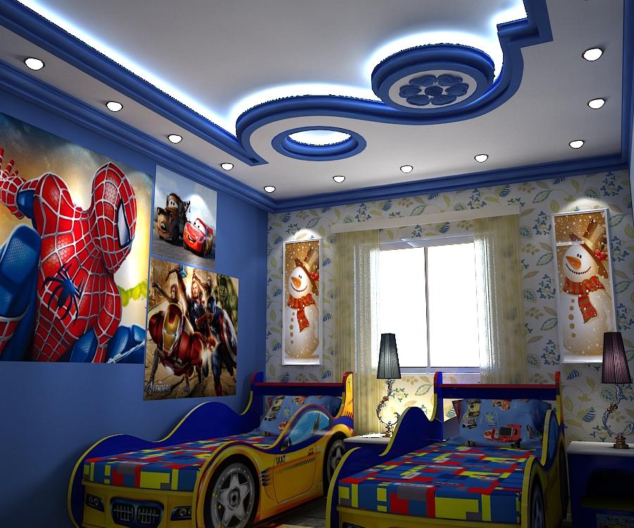 Boys Room Of My Design By Samarfouad On Deviantart: Design For Boys Room