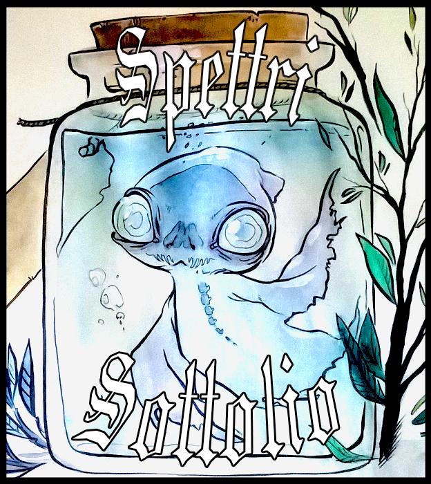Spettri Sottolio by CassDoubleME