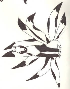 Ninetails2 By Shitakuro
