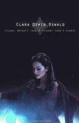 Clara Oswin Oswald