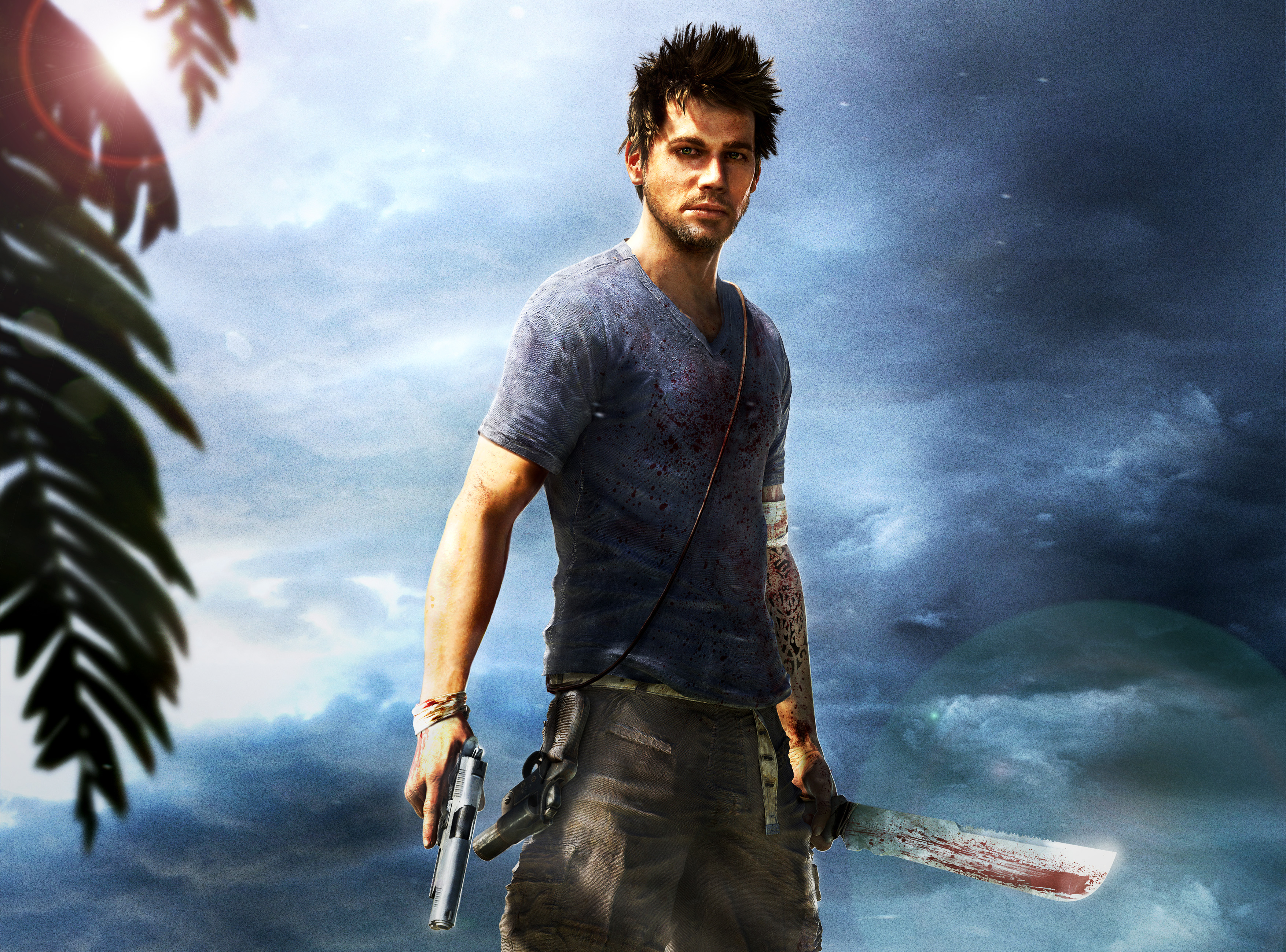 Jason Brody - Far Cry 3 (remastered) by Thidril on DeviantArt