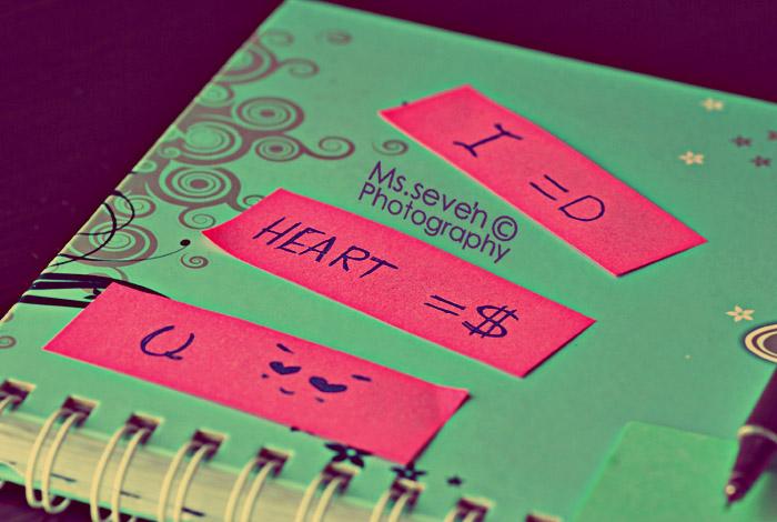 I heart u by ms-seven
