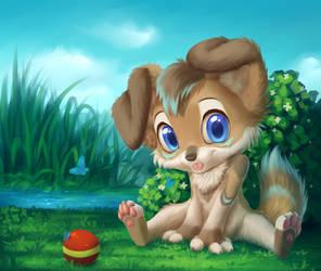 Cute Pup by PanteraYoshi