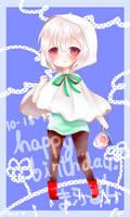 Happy Birthday Mafumafu~!