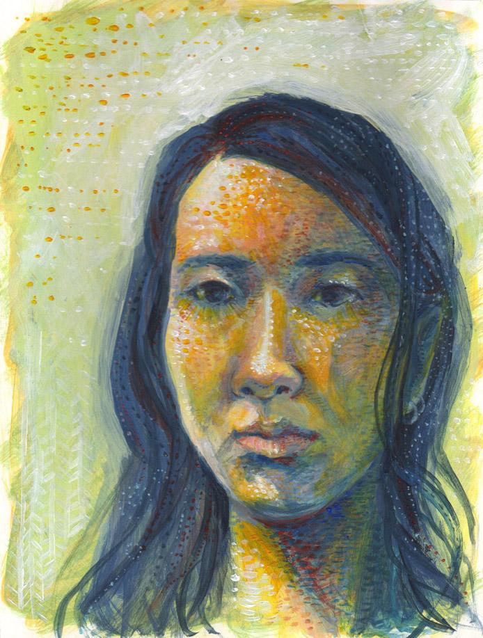 face by nawafiai