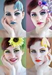 The Four Seasons by LotsOfLowe