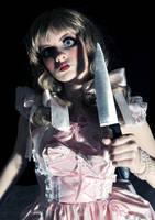 Psycho Doll by LotsOfLowe