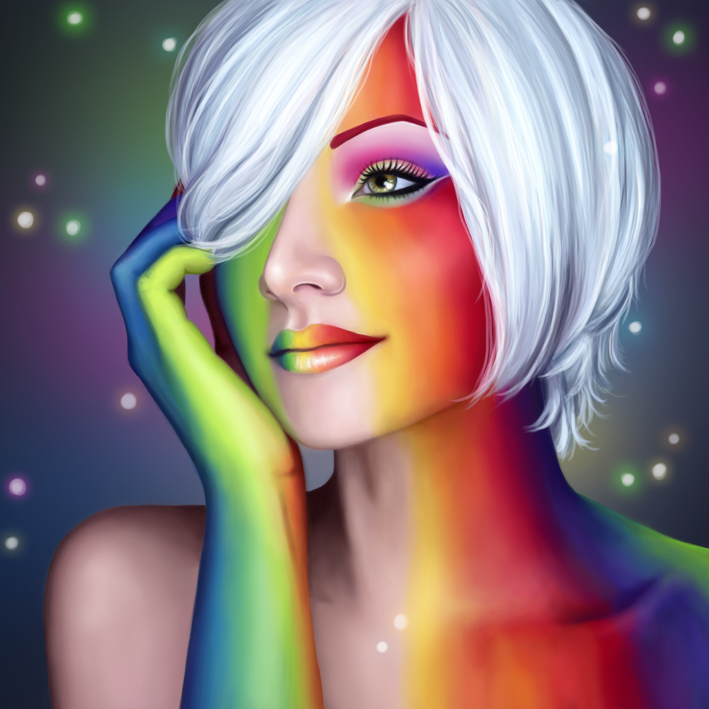 Rainbow Lex by LotsOfLowe