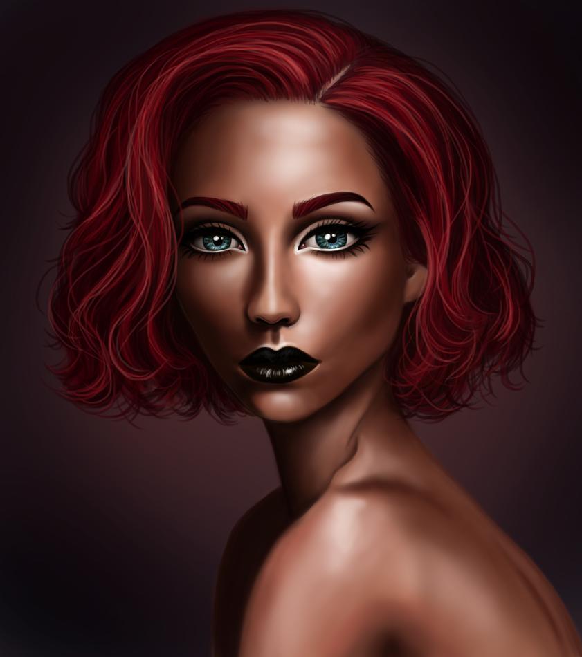 Scarlet by LotsOfLowe
