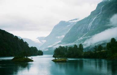Norway landscapes II by Lotart