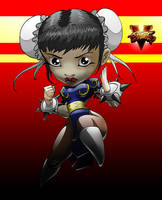 2905 Chun li by Spoon02