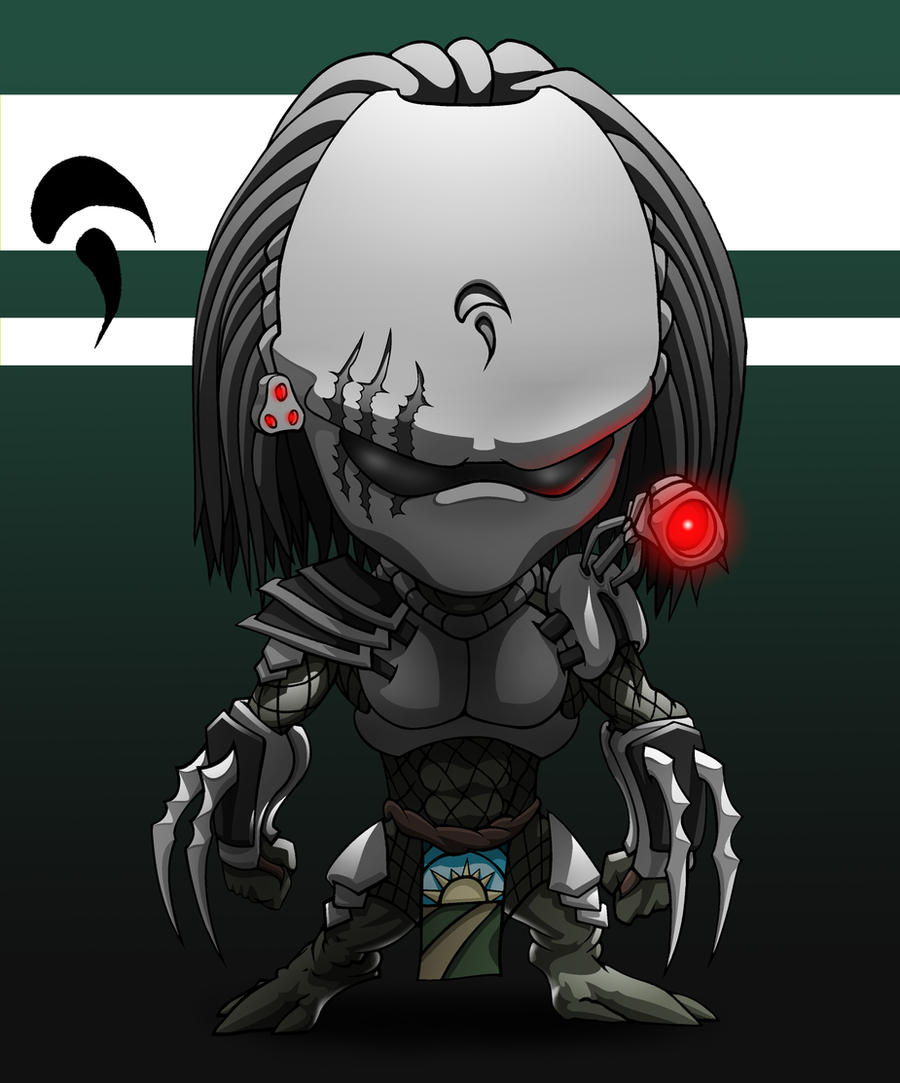 2920 Chiby Predator by Spoon02