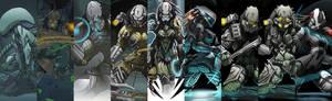 Aliens VS Predator X