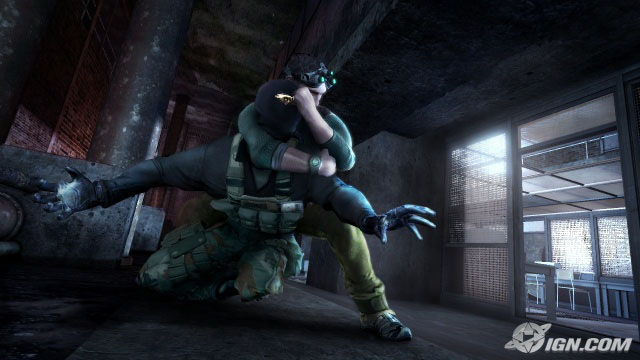 Sam Fisher owns Johnny by W4RH0US3