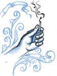 Digital Sketch Untitled #3